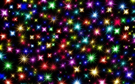 Preview wallpaper Colorful shiny background