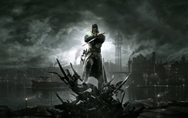 Preview wallpaper Dishonored, PC games