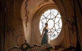 Preview wallpaper Emma Watson, Beauty and the Beast