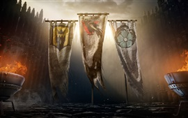 Preview wallpaper For Honor, flags
