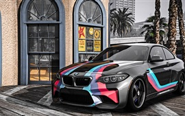 Preview wallpaper GTA 5, BMW M2 car