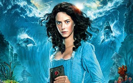 Preview wallpaper Kaya Scodelario, Pirates of the Caribbean 5