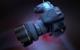 Preview wallpaper Nikon D800E digital camera
