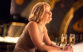 Preview wallpaper Passengers, Jennifer Lawrence
