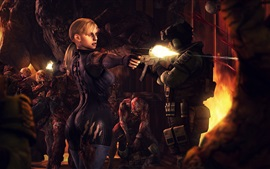Preview wallpaper Resident Evil, video games