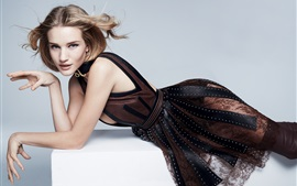 Aperçu fond d'écran Rosie Huntington-Whiteley 12