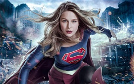 Preview wallpaper Supergirl, TV series, superhero