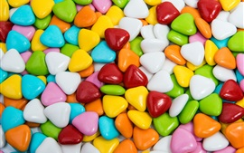 Preview wallpaper Sweet candy, colorful