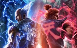 Preview wallpaper Tekken 7: Fated Retribution