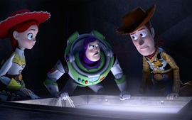Preview wallpaper Toy Story, classic cartoon movie