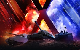 World of Tanks, WOT, juegos calientes