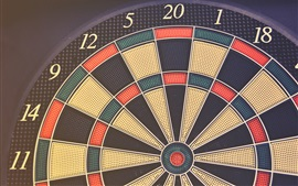 Preview wallpaper Darts target board
