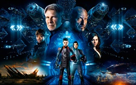 Preview wallpaper Ender's Game, Sci-Fi Movie