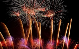 Aperçu fond d'écran Festival des feux d'artifice, Canada