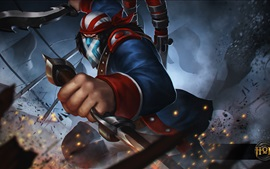 Preview wallpaper Heroes of Newerth, PC games