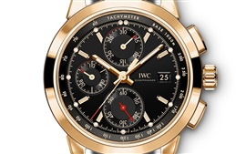 Preview wallpaper IWC watch, gold color