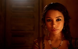 Preview wallpaper Jessica Parker Kennedy, Black Sails