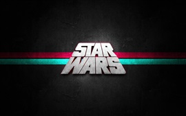 Preview wallpaper Star Wars, text