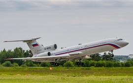 Tupolev, avión Tu-154