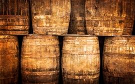 Bodega, barril de madera