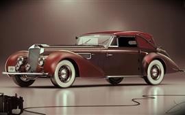 1939 Delage D8-120 cabriolet