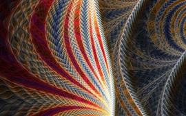 Preview wallpaper Abstraction pattern, colorful