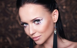Preview wallpaper Angelina Petrova 02