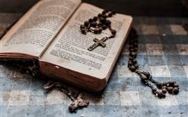 Libro, cruz