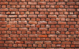 Preview wallpaper Brick wall background, texture