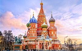 Церковь, Россия, зима