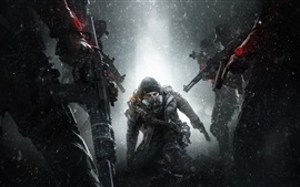 Preview wallpaper Tom Clancy's The Division, Ubisoft game
