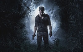 Preview wallpaper Uncharted 4, PC games
