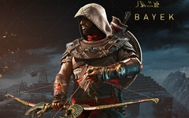 Bayek, Assassin's Creed: origens