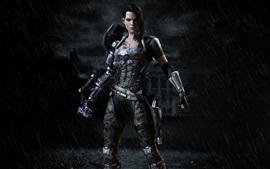 Preview wallpaper Bombshell, cyborg, girl