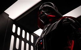 Preview wallpaper Darth Vader, EA games, Star Wars: Battlefront