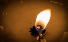 Языки пламени