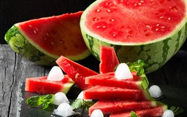 Preview wallpaper Fruit watermelon, summer, delicious