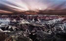 Preview wallpaper Grand Canyon, rocks, beautiful nature landscape