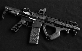 Preview wallpaper Short Barrel Rifles, AR15 SBR, weapons