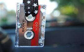 Aperçu fond d'écran Cassette Sony