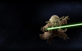 Preview wallpaper Yoda, Star Wars: Battlefront II