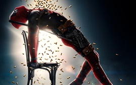 Preview wallpaper 2018 movie, Deadpool 2