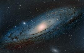 Preview wallpaper Andromeda Galaxy M31