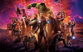 Avengers 3: Infinity War, película de Marvel 2018