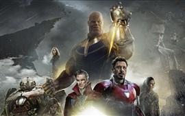 Vengadores: guerra infinita