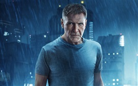 Preview wallpaper Harrison Ford, Blade runner 2049