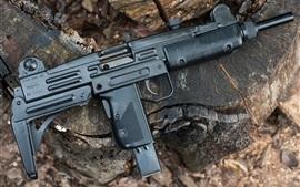 Aperçu fond d'écran Pistolet Israël UZI Modèle B