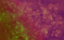 Preview wallpaper Many circles, abstract background