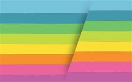 Fondo de rayas del arco iris, abstracto