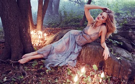 Preview wallpaper Rosie Huntington-Whiteley 13